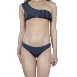 Bikini monospalla con coppa estraibile Mod. Frappa